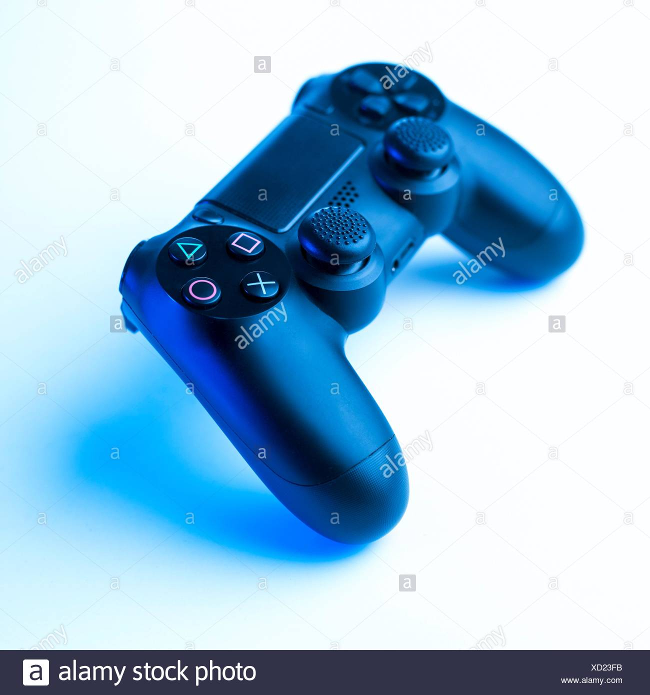 Contrôleur de jeu vidéo Photo Stock