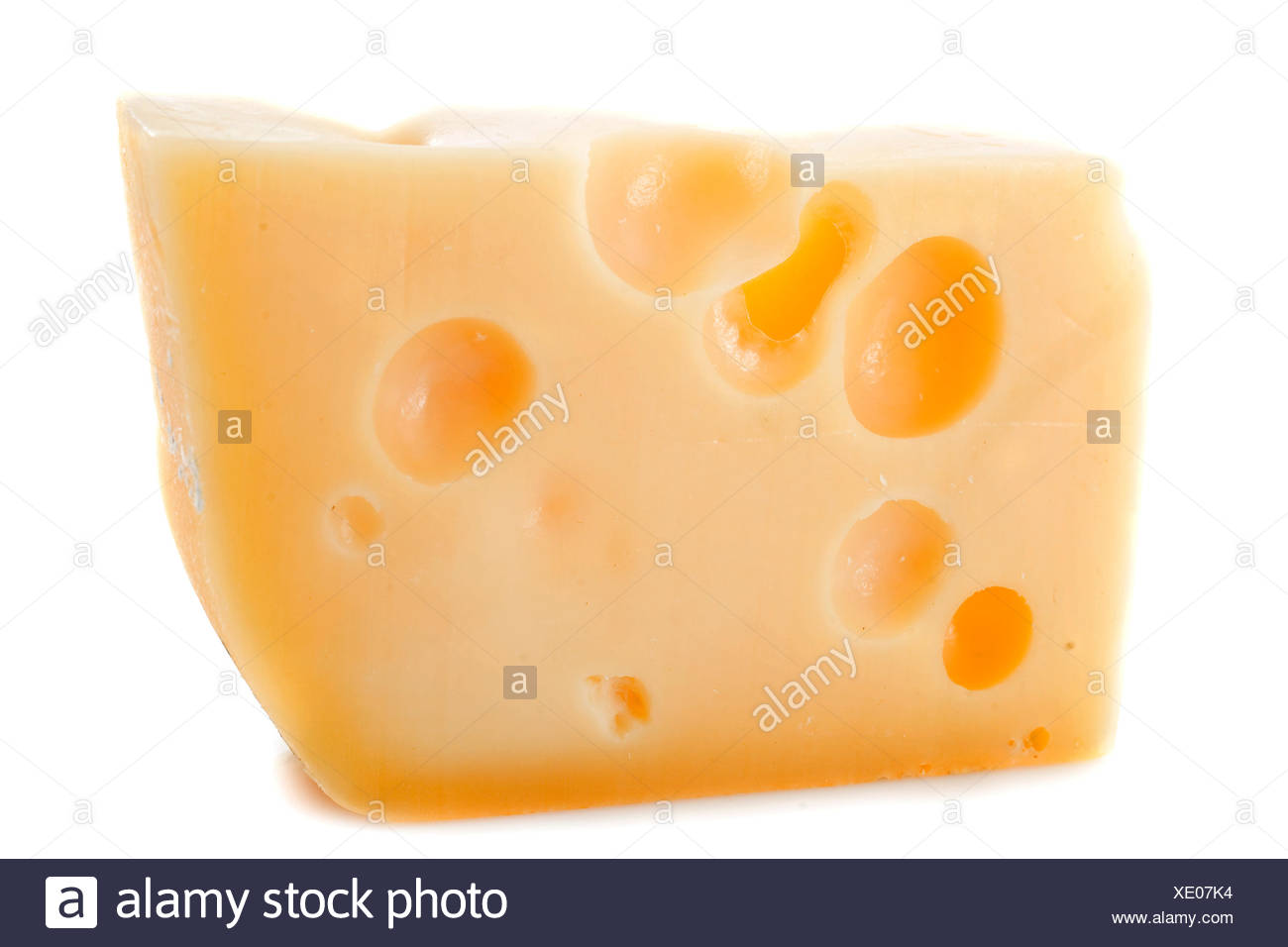 Partie suisse fromage Photo Stock