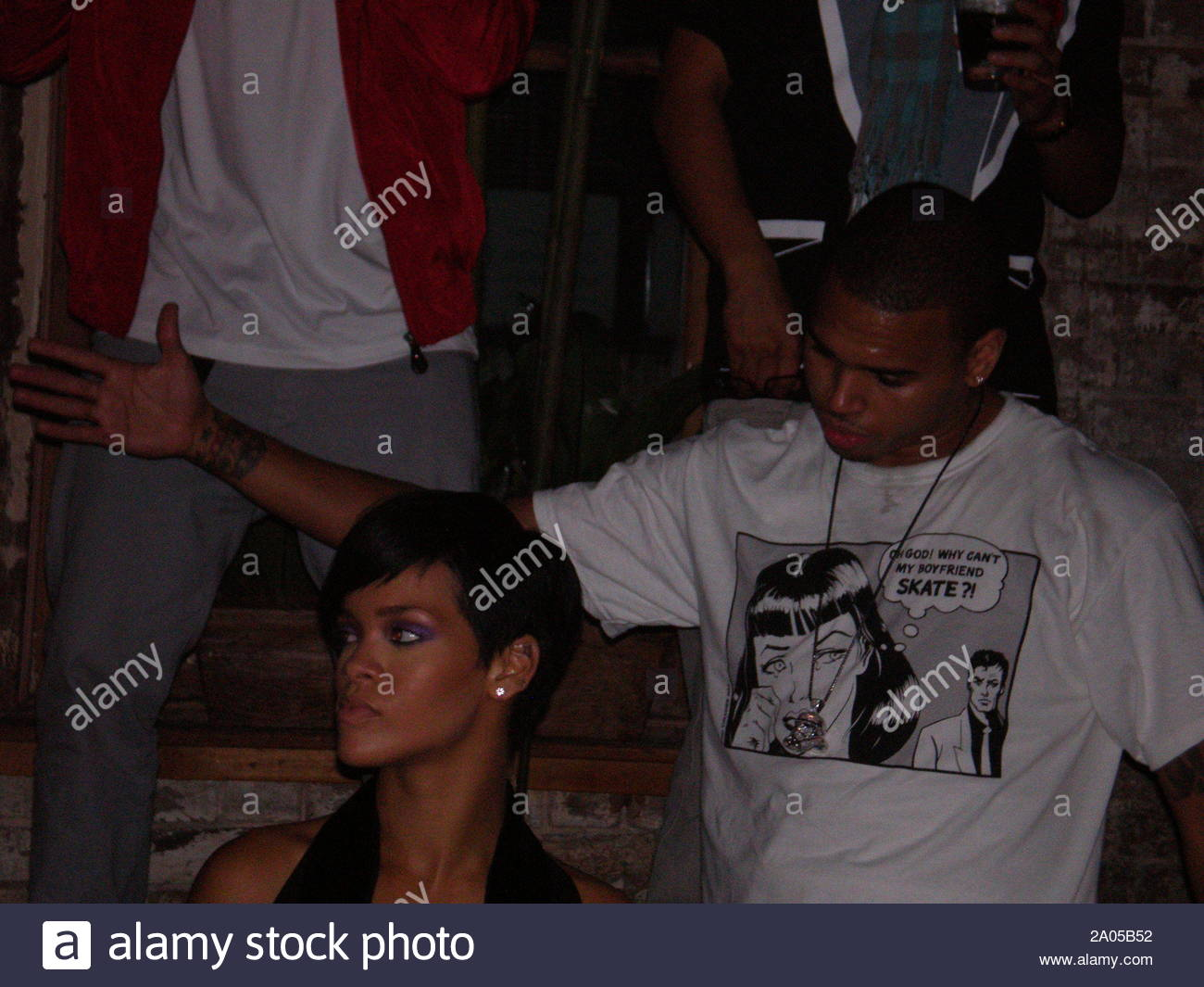 Rihanna e Chris Brown dating 2008 incontri online non incontro