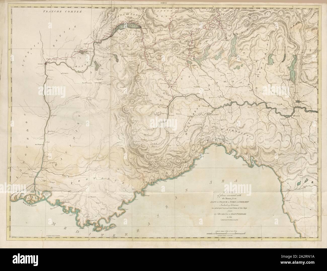 Cartina Piemonte Torino.Mappa Di Torino Immagini E Fotos Stock Alamy