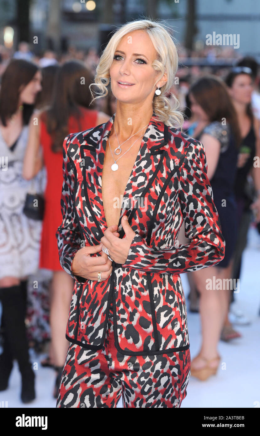Foto deve essere accreditato ©Jeff Spicer/Alfa premere 079820 30/06/2015 Lady Victoria Hervey Magic Mike XXL Movie Premiere Vue West End di Londra Foto Stock