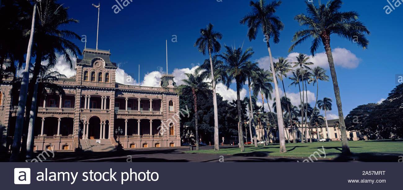 Contea Di Honolulu Hawaii royal hawaiian history immagini & royal hawaiian history