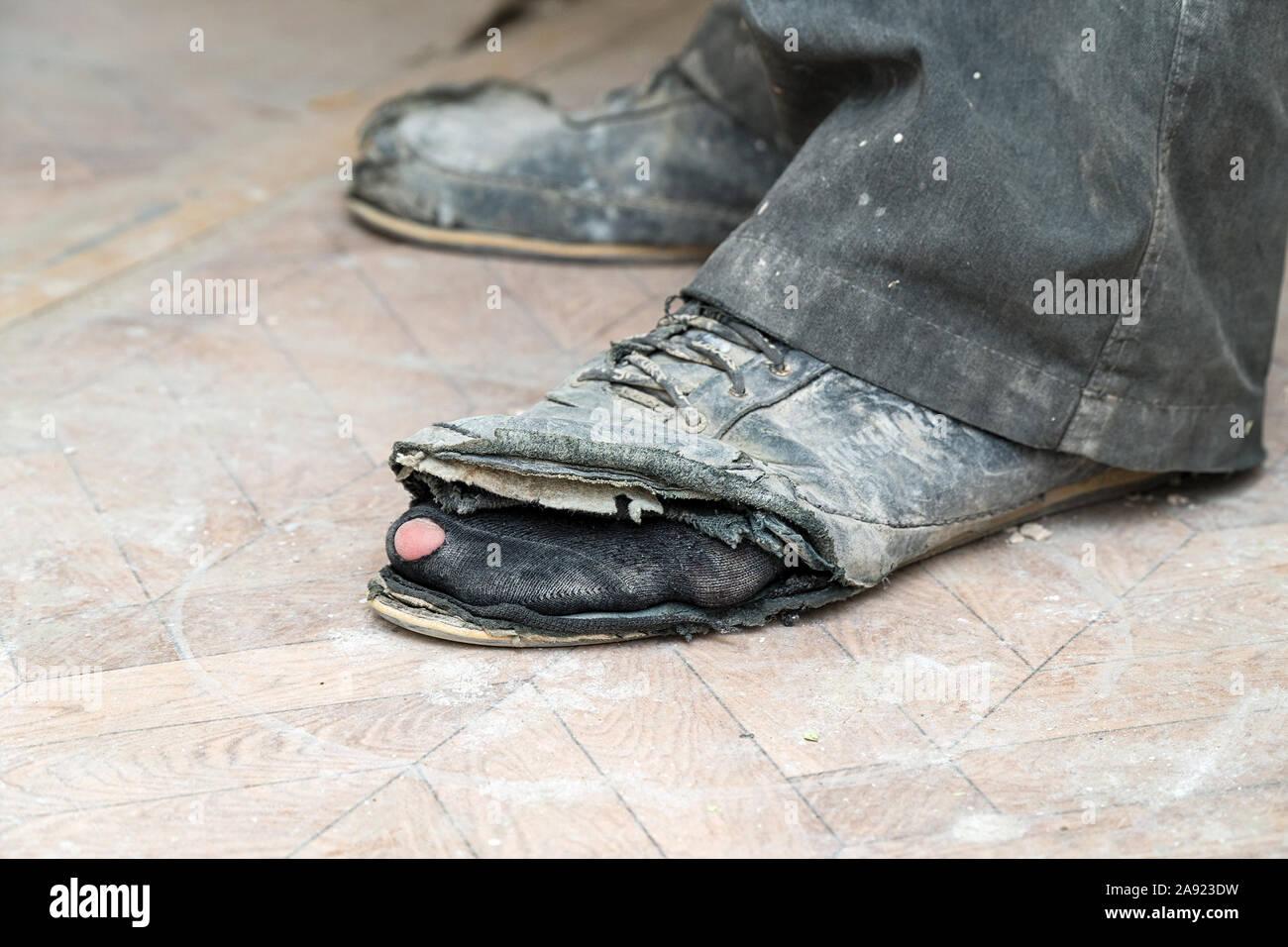 Ragged Man Immagini & Ragged Man Fotos Stock Alamy