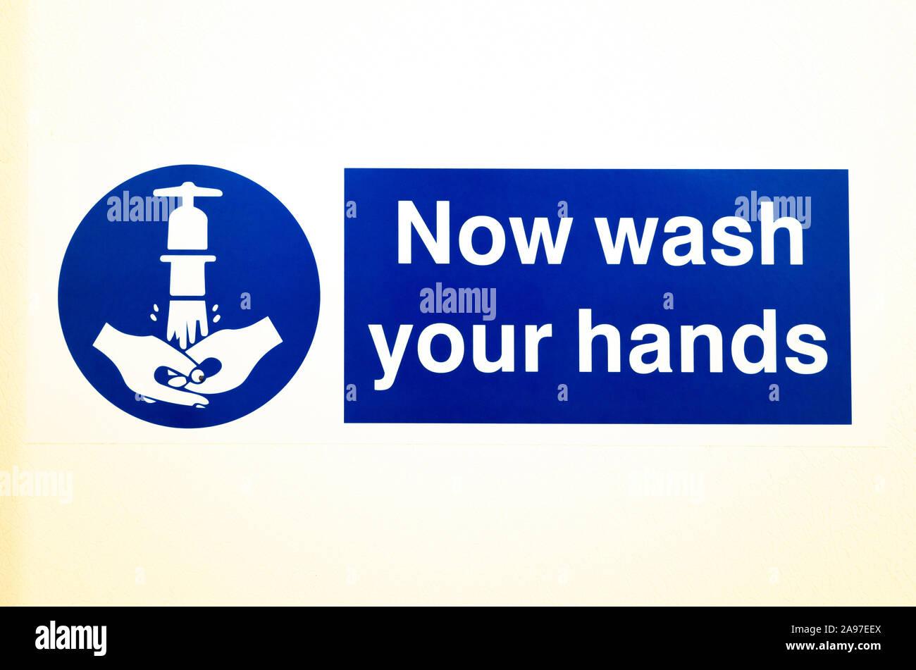 Si prega di non Flush tutt/'altro che Carta Igienica salute e sicurezza segno
