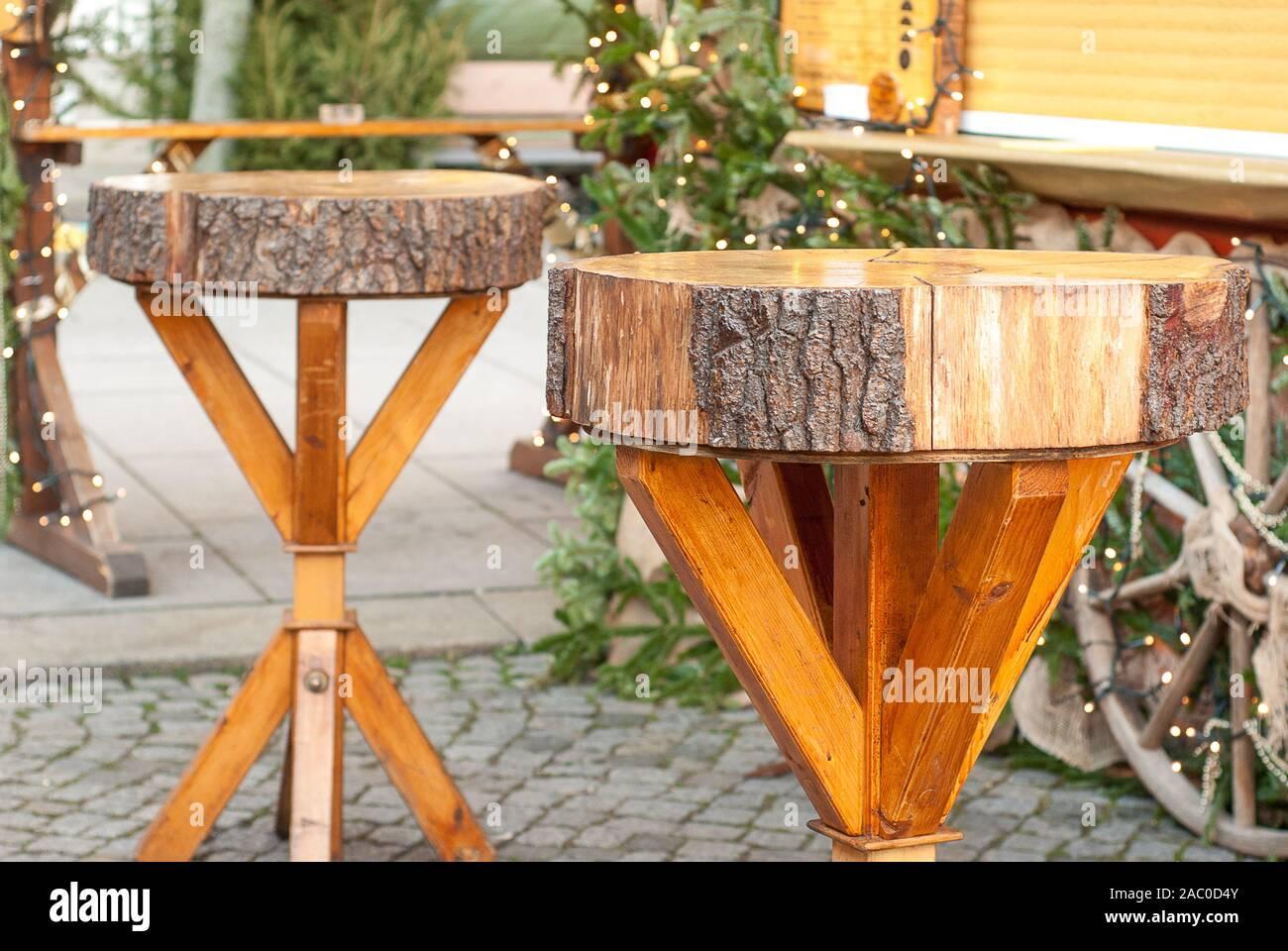 Foto Di Tavoli In Legno.Tavoli Di Legno Immagini Tavoli Di Legno Fotos Stock Alamy