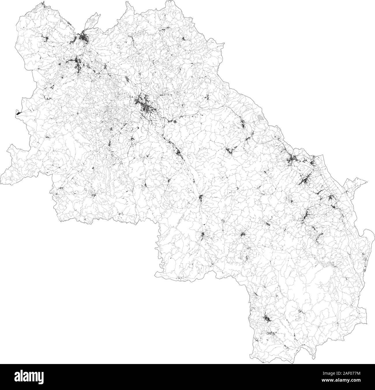 Cartina Toscana Provincia Di Siena.Profilo Siena Toscana Italia Skyline Della Citta Con Edifici Blu E Copia Di Spazio Illustrazione Vettoriale Immagine E Vettoriale Alamy