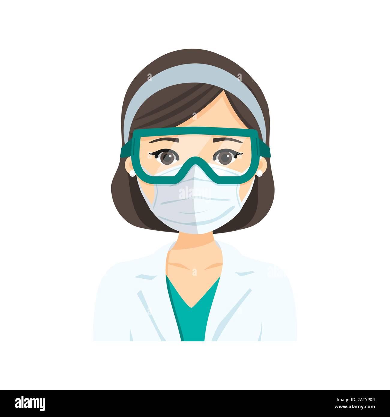 maschera per medico n95