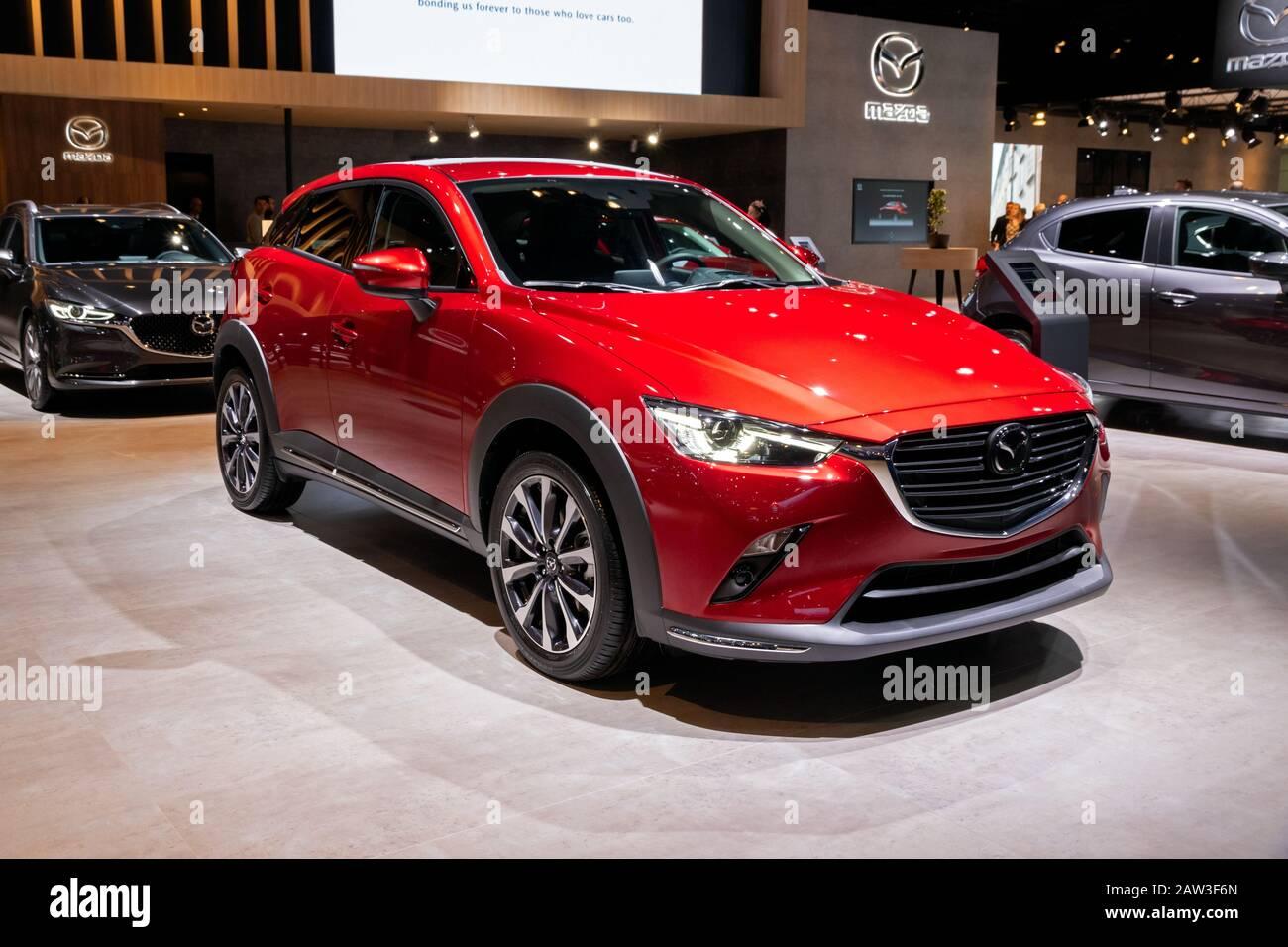 Mazda Cx3 Immagini E Fotos Stock Alamy