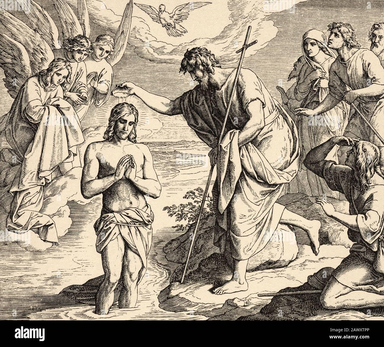 Il Battesimo Di Gesu Immagini E Fotos Stock Alamy