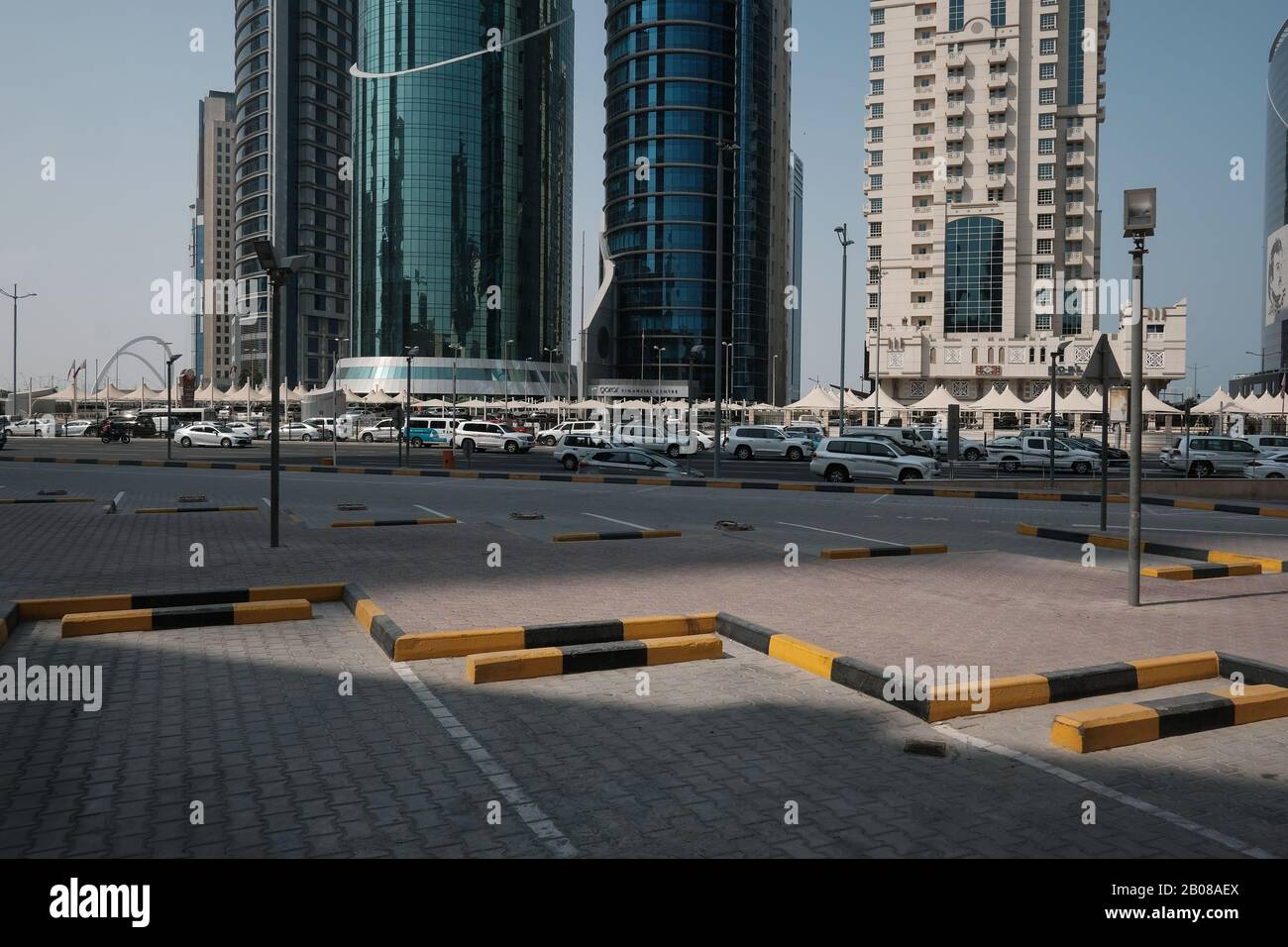 Doha, Qatar, 9 Ottobre 2019. Foto Stock