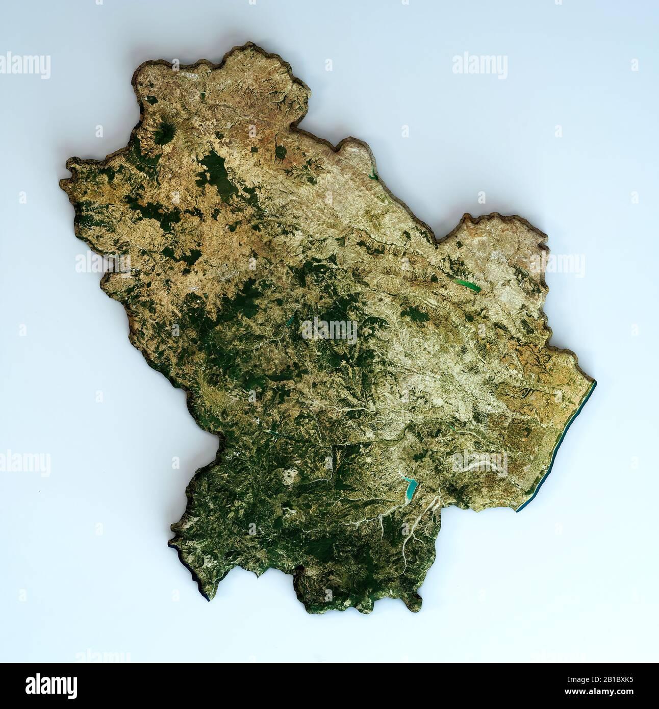 Cartina Geografica Politica Della Basilicata.Mappa Basilicata Immagini E Fotos Stock Alamy