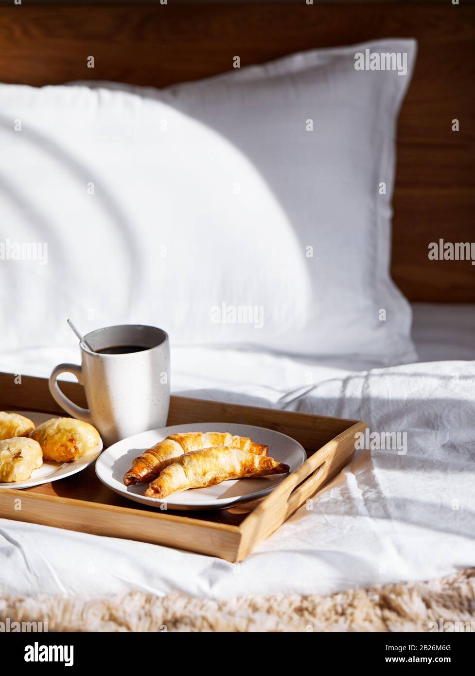 Colazione A Letto Immagini E Fotos Stock Alamy