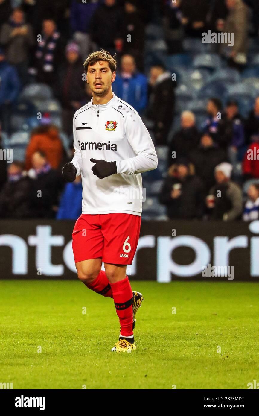 Bayer Leverkusen Team Immagini e Fotos Stock - Alamy