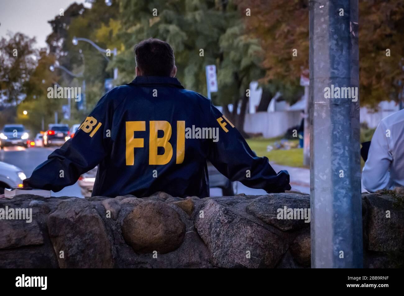 Fbi Office Immagini E Fotos Stock Alamy