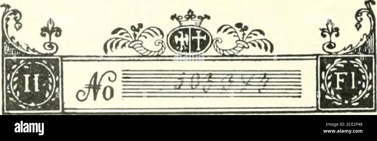 . Una storia di tutte le nazioni fin dai primi tempi; essere una biblioteca storica universale . {?«?/»ls/^^ft«*v«l. C9 Fig. Li), 7Vf^^cit^- ? Facsimile di una nota bancaria di Vienna citj del 1800. Due prestiti sono andato il sameway. Wlun la guerra finì, Zicly.ssuccesser, Conte Odon-ncll, fu anche un brevetto helpless.Tlic di {eliruary26, 1810, promise il sollievo desiderato da re-strii^tiIII; il quanttyi)f hank-Notes (l*^ig.26), aii<l emingsiches sotto il controllo di una serie di pro-shamos. A forma sinking-fondo una tassa del 10 per cento, è stato im-posed su pro Foto Stock