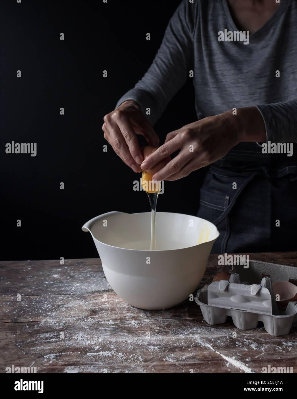 Tavolo Con Farina Immagini E Fotos Stock Alamy