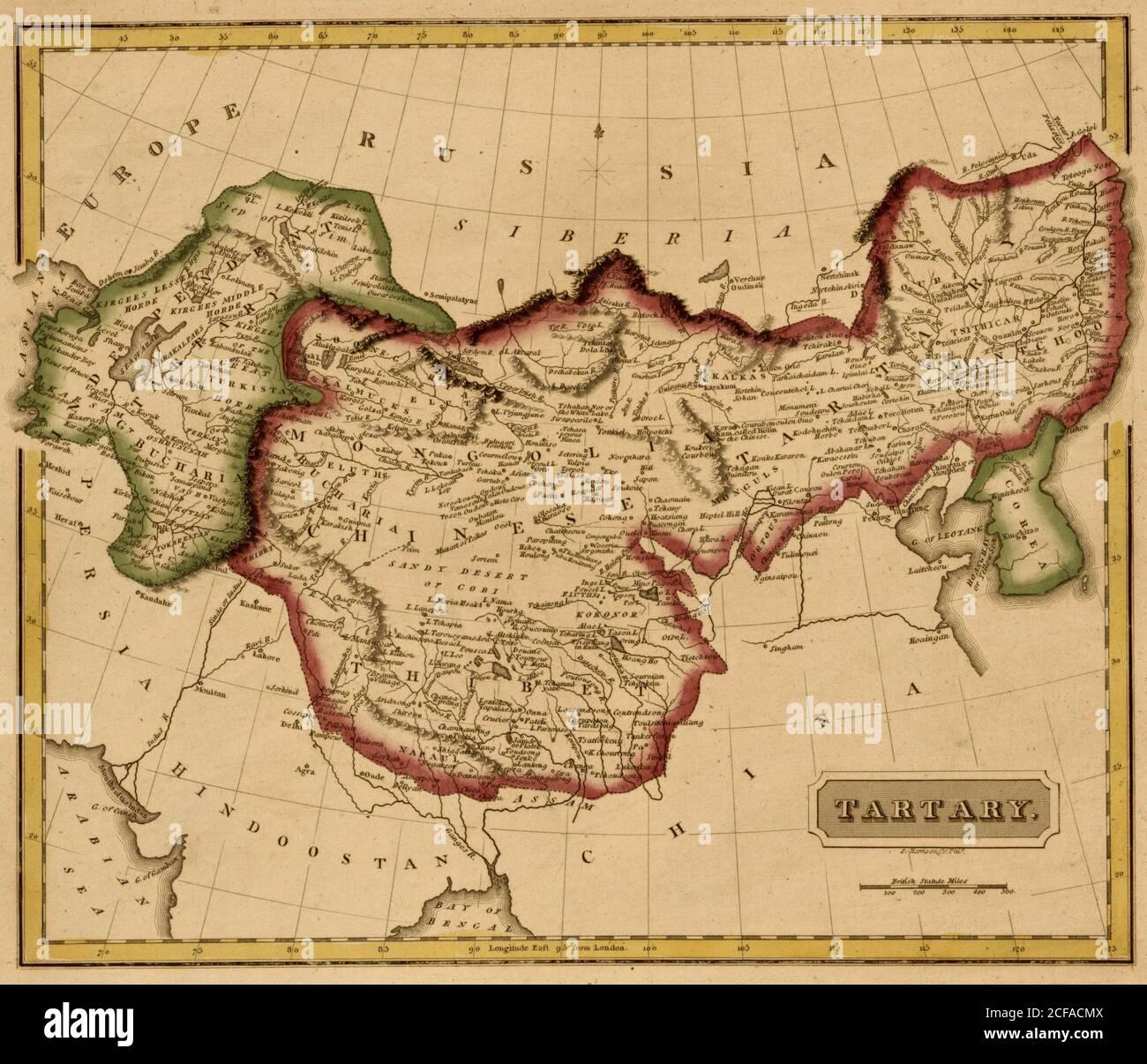 Cartina Muta Eurasia