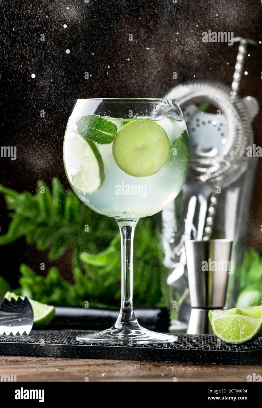 E prosecco martini bianco cocktail Spritz Martini: