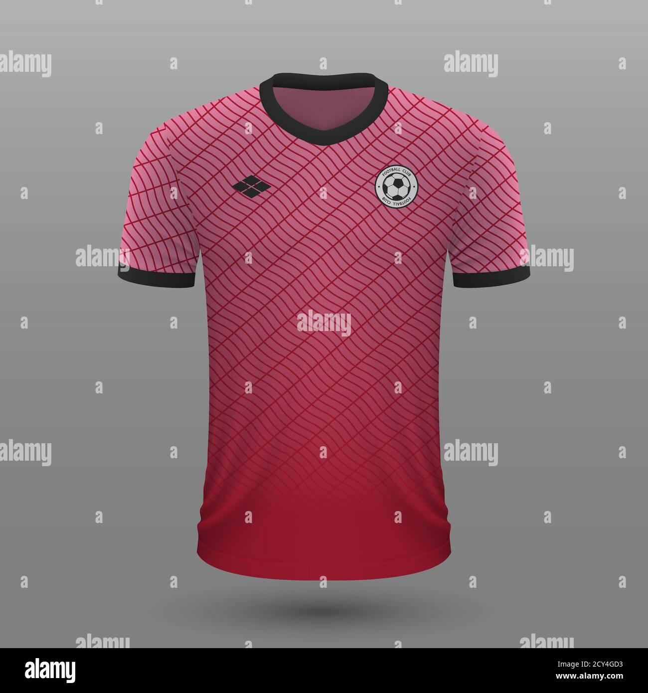 Maglia da calcio realistica 2020, modello maglia casa Corea del ...