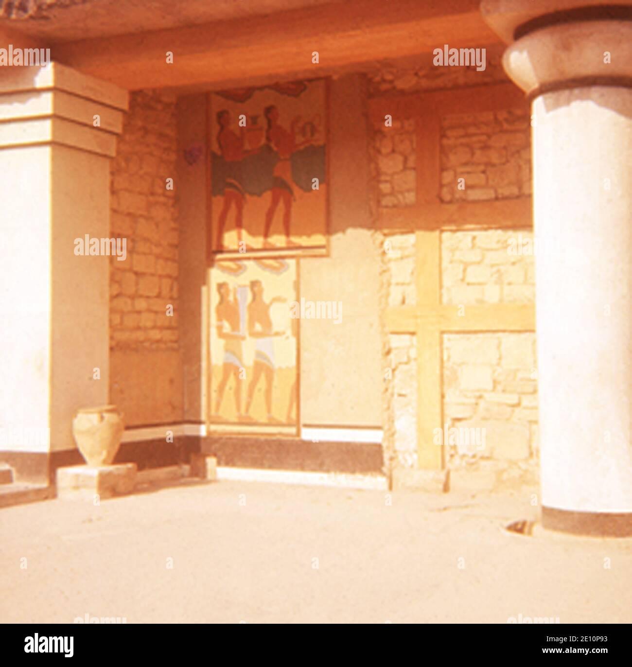 Antica Pittura Murale Immagini E Fotos Stock Alamy