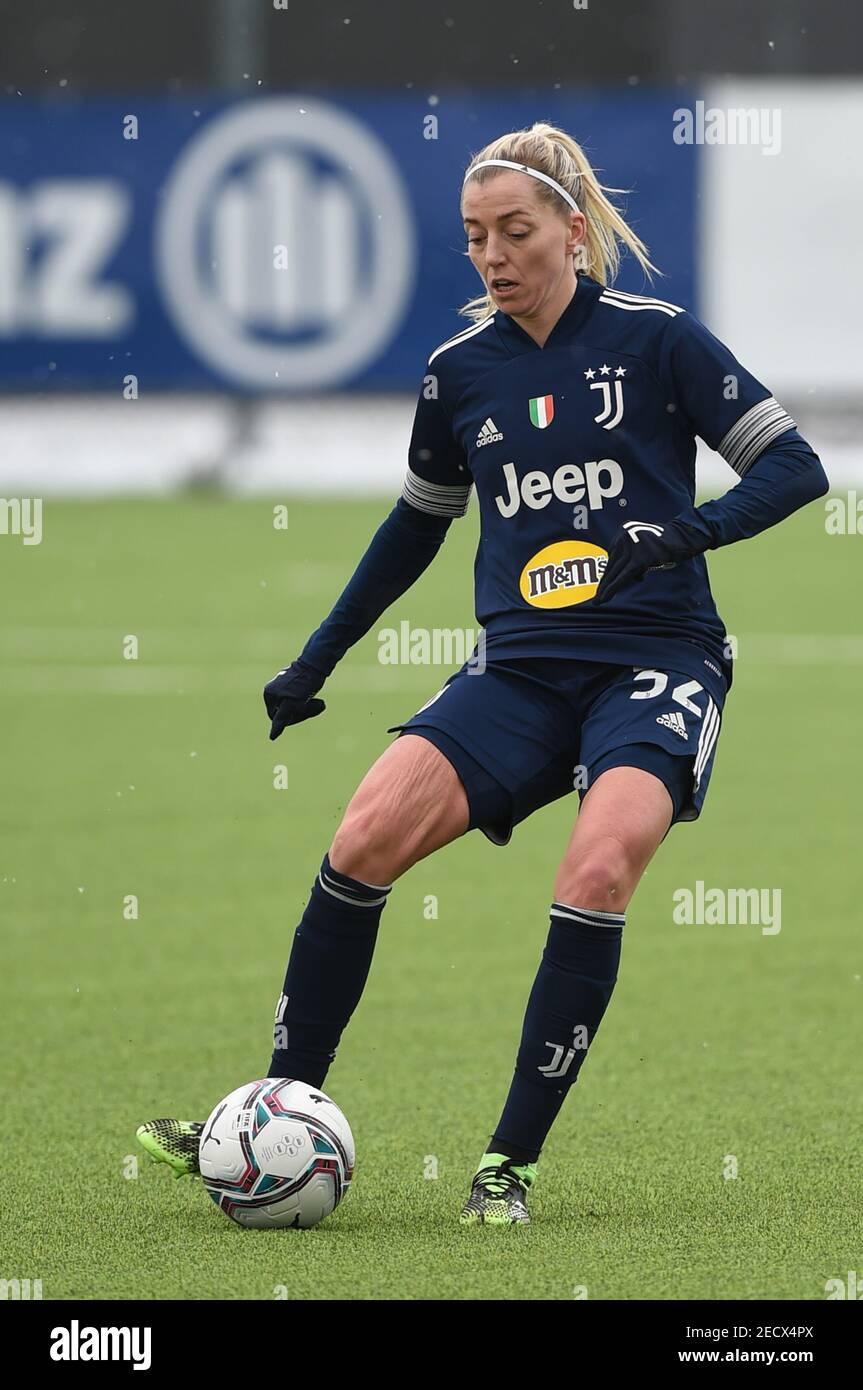 Linda Sembrant (Juventus) durante la Juventus vs Empoli Ladies, Coppa  Italia Calcio femminile a Vinovo (TO), Italia, febbraio 13 2021 Foto stock  - Alamy