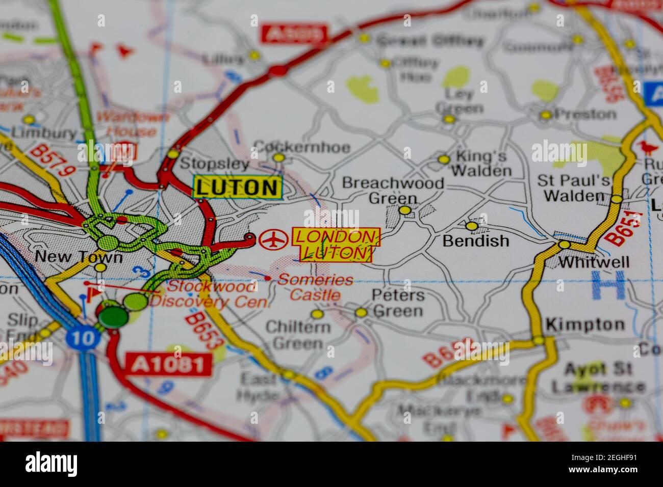 Cartina Aeroporti Londra.Airport Map Marker Immagini E Fotos Stock Alamy