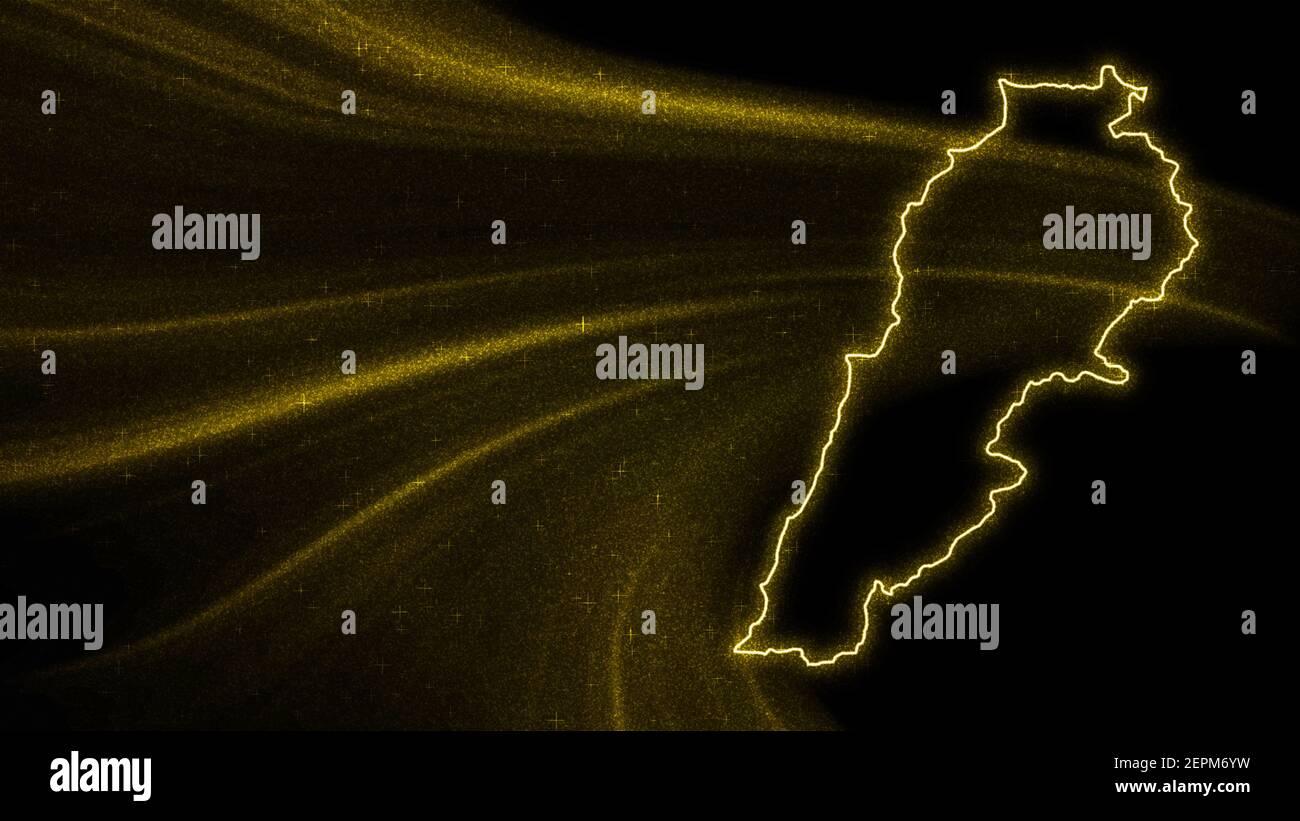 Cartina Del Libano.Mappa Del Libano Immagini E Fotos Stock Alamy
