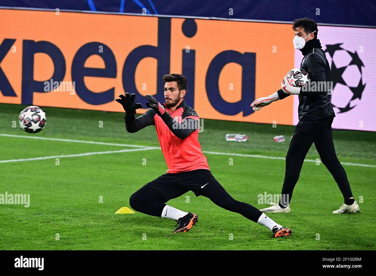 Goalkeeper Borussia Dortmund Immagini e Fotos Stock - Alamy