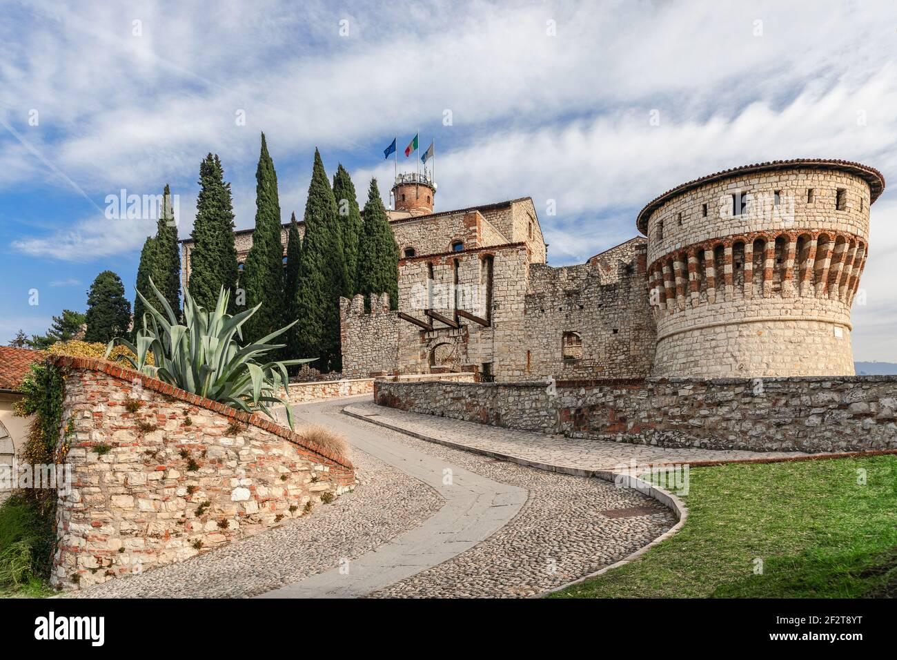 Castello Di Brescia Immagini E Fotos Stock Alamy