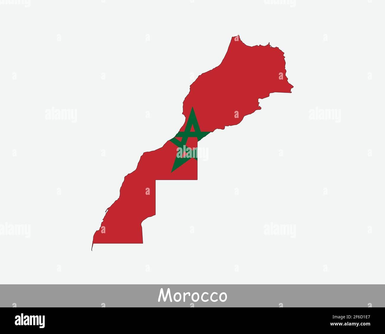 Cartina Fisica Del Marocco.Casablanca Morocco Map Immagini E Fotos Stock Alamy