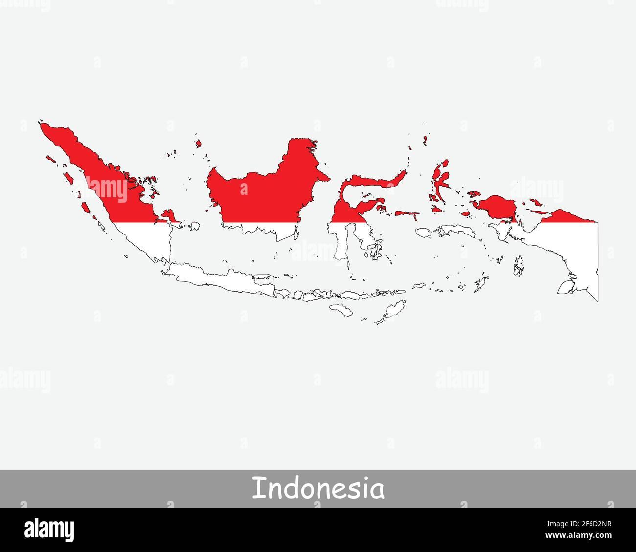 Cartina Indonesia Dettagliata.Jakarta Map Immagini E Fotos Stock Alamy