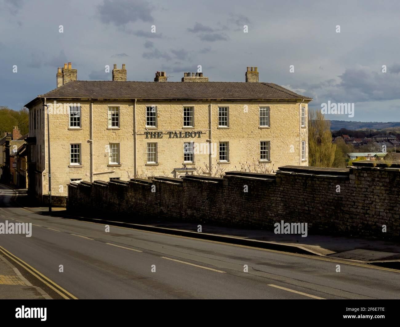 Malton, North Yorkshire, Regno Unito. Foto Stock