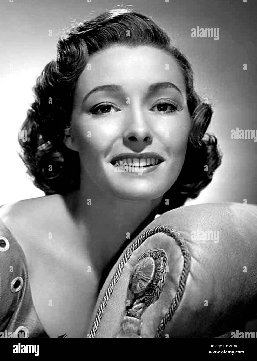 PATRICIA NEAL (1926-2010) scenografia americana e attrice cinematografica nel 1952 Foto Stock