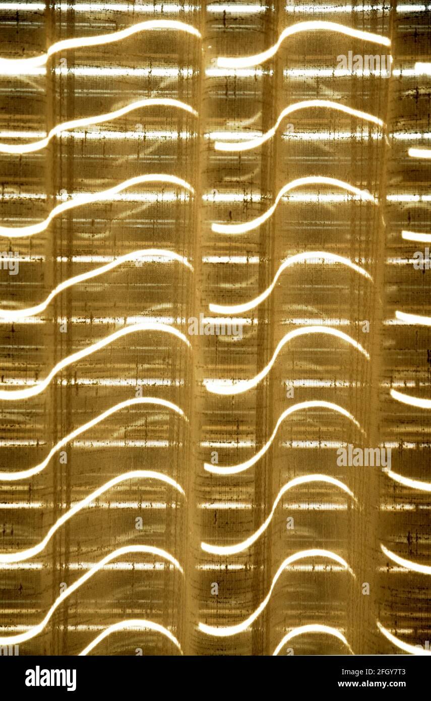 Giochi di luce Foto Stock