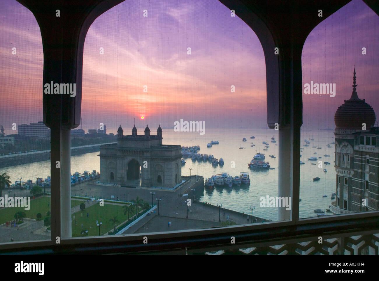 Gateway of India, Mumbai (Bombay), India Immagini Stock