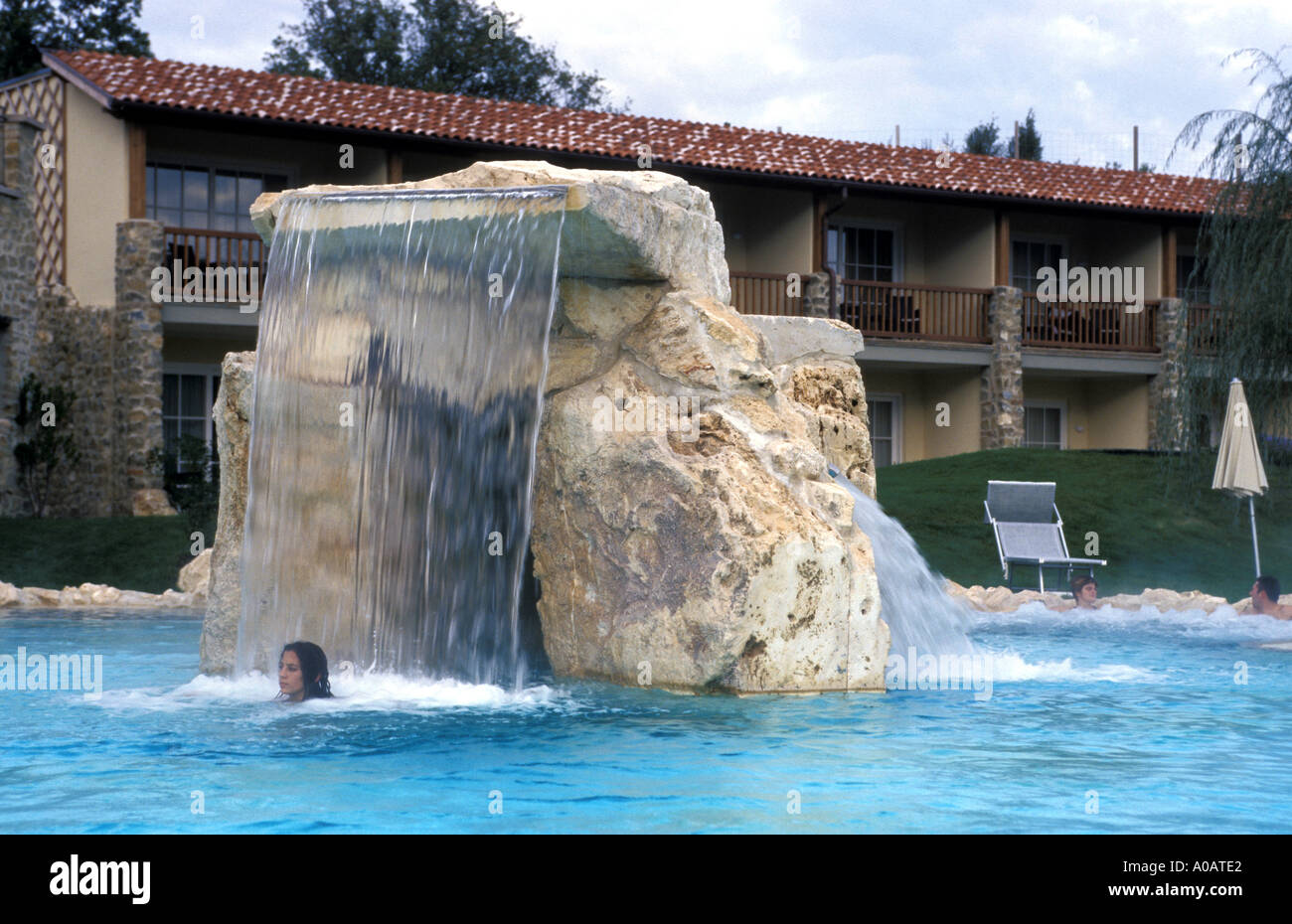 Bagno vignoni thermae and wellness tuscany albergo le terme
