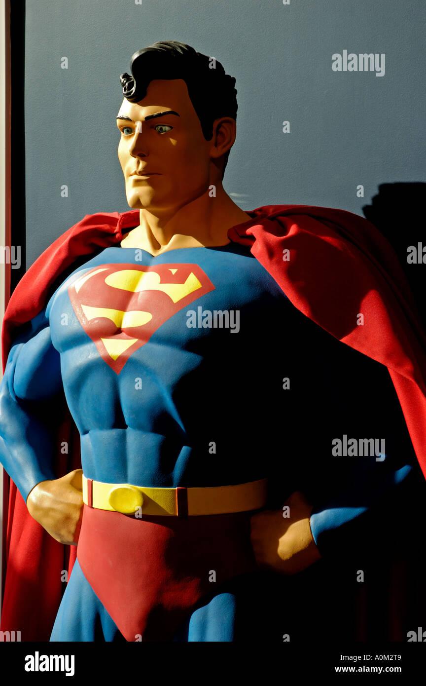 Plastica film superman cartoni animati fiction super hero foto