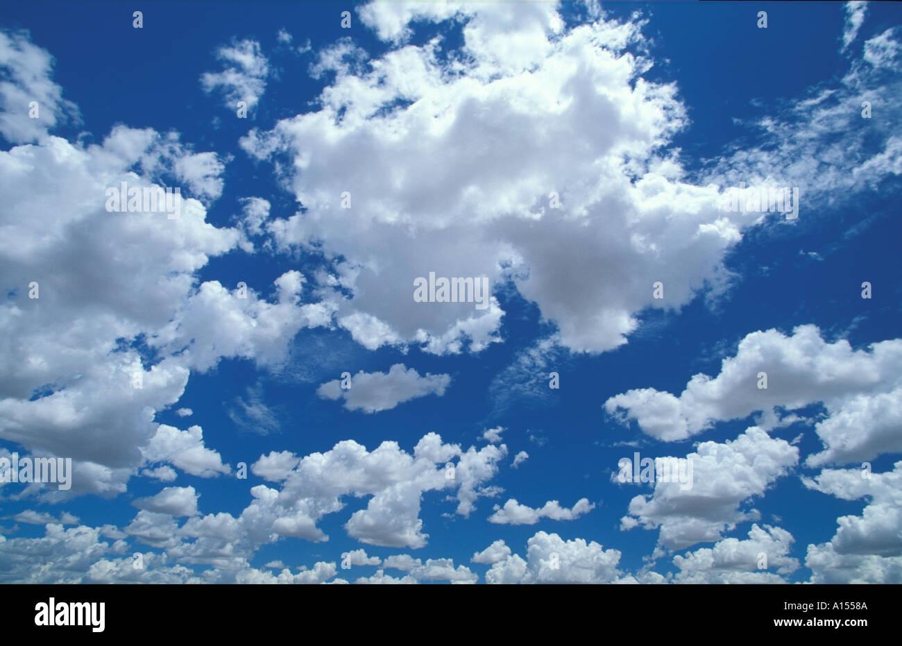 Sky Territori del Nord Australia Foto Stock