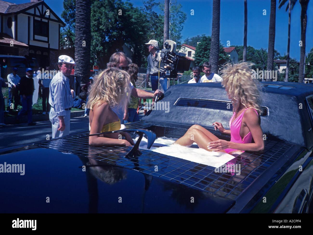 Limousine Con Vasca Da Bagno.Condivisa Limousine Con Jacuzzi Vasca Calda Beverly Hills Set