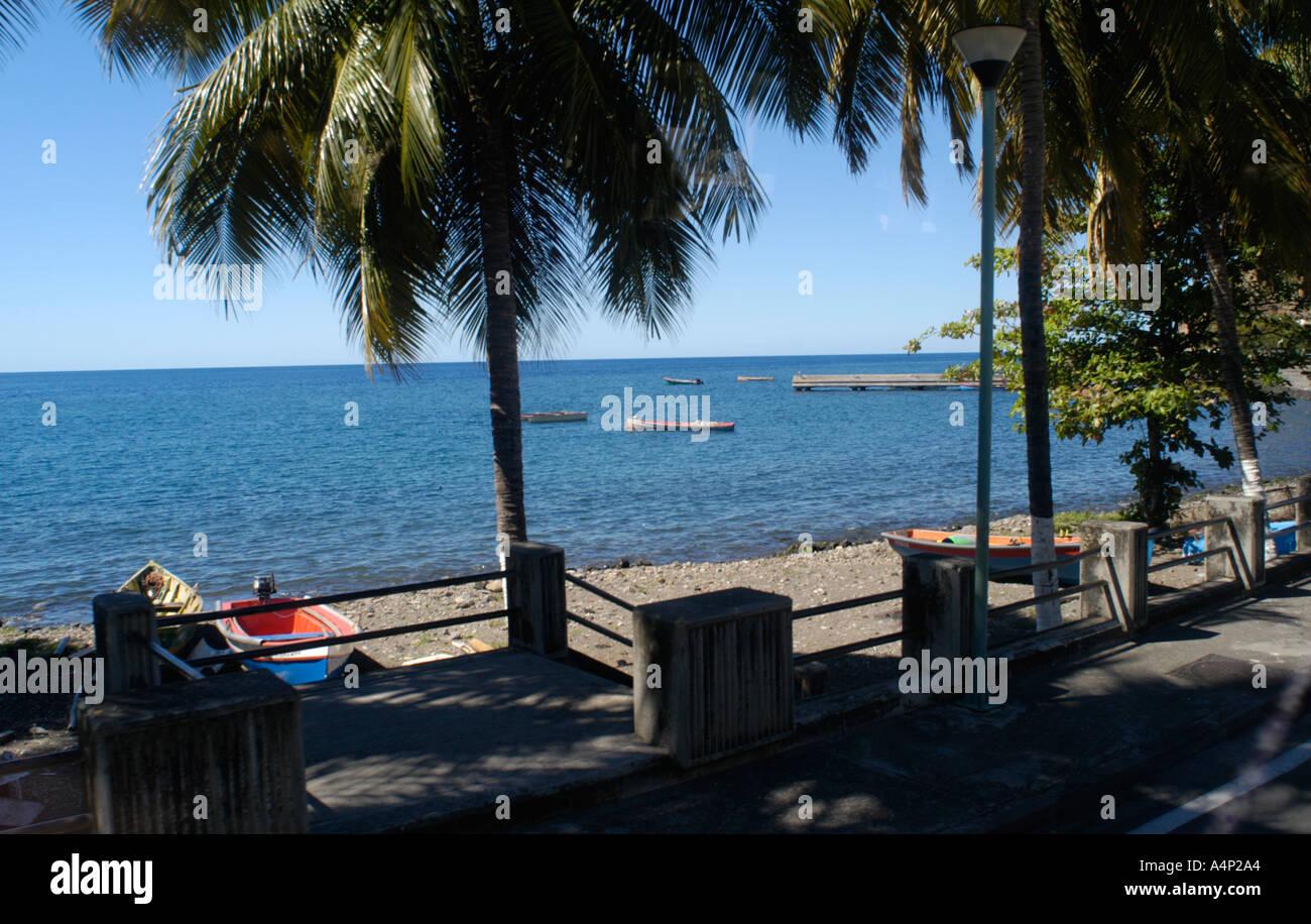 Saint pierre sulla francia west indies isola di martinica for Isola di saint honore caraibi