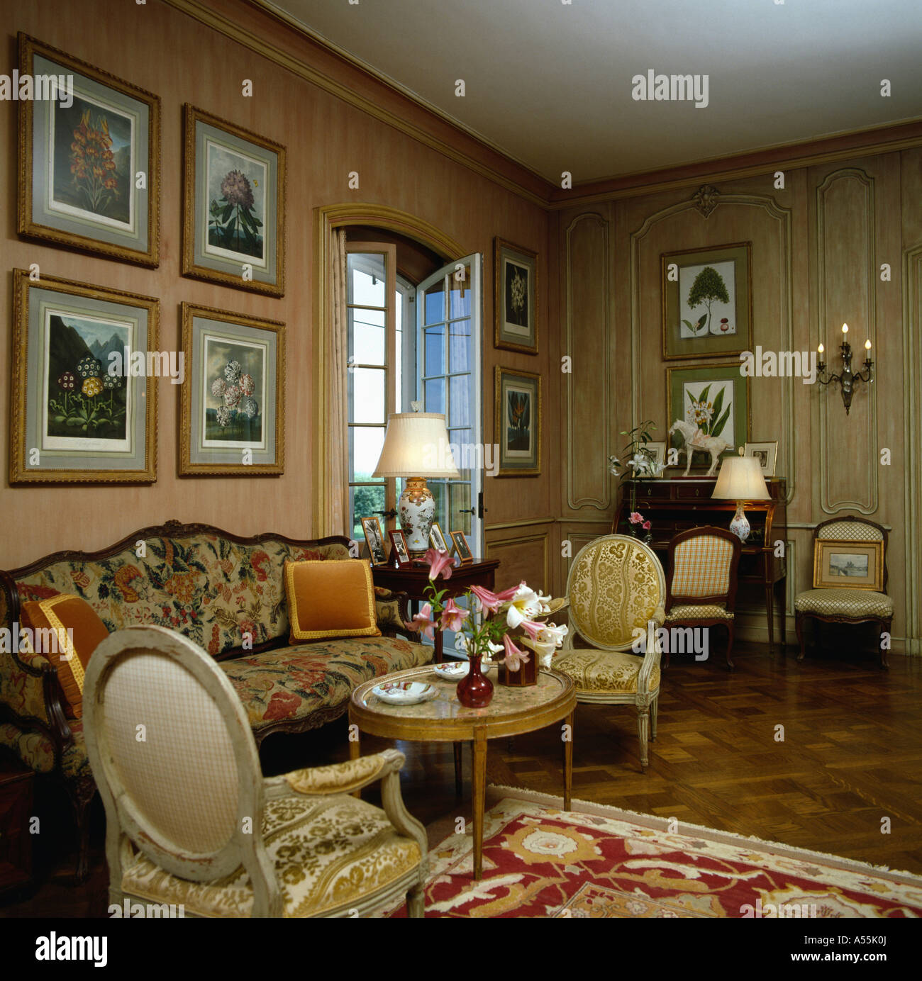 datazione antico divano
