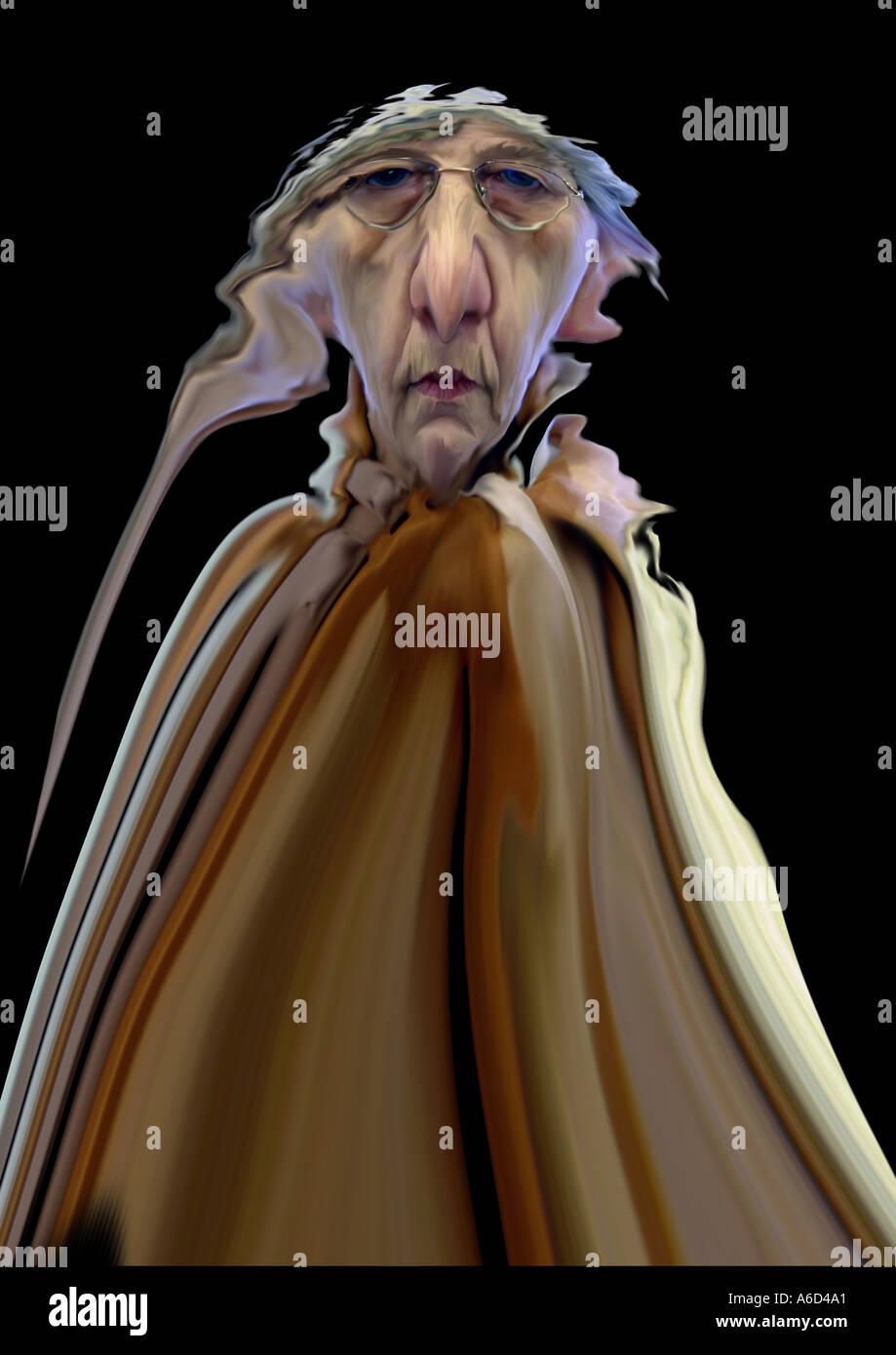 strega Immagini Stock