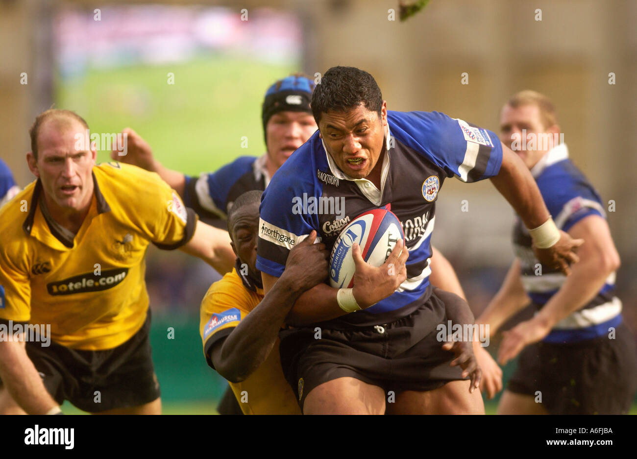 Bath Vasca Da Bagno In Inglese : Premiership inglese rugby union bath rugby versus london wasps