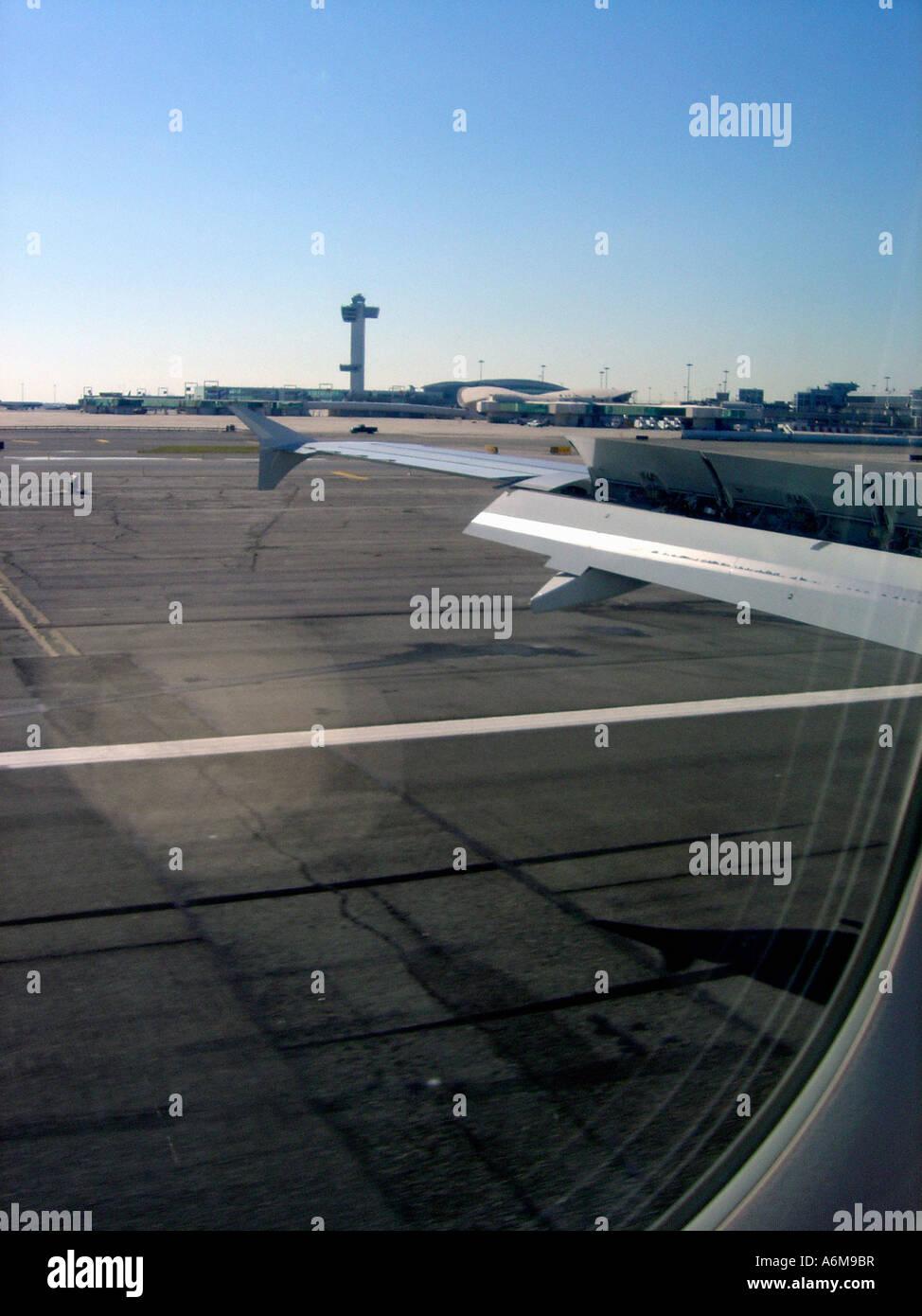 Aeroporto Jfk : John f kennedy aeroporto jfk di new york con il controllo del