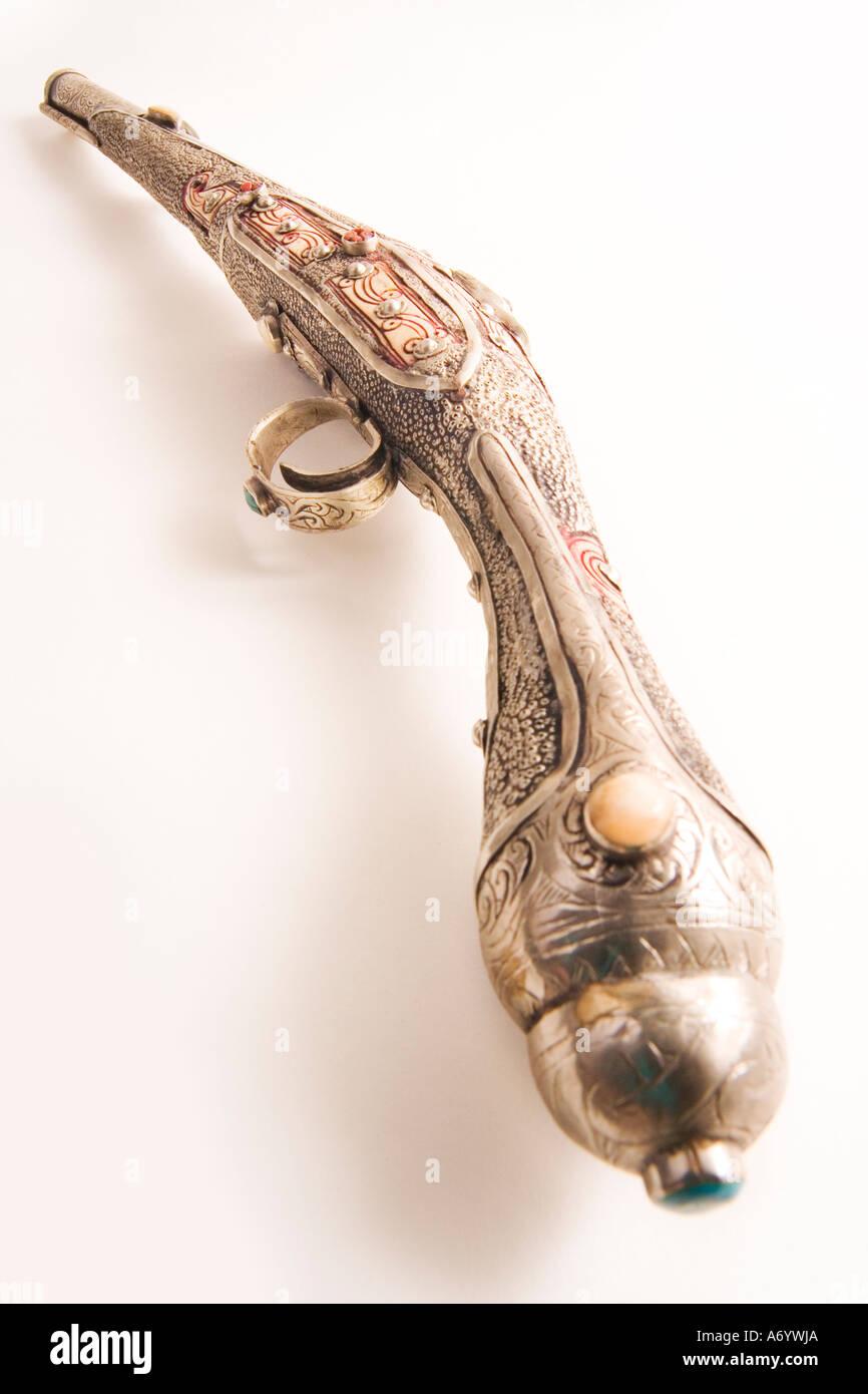 Arma da che 1800 secolo Immagini Stock