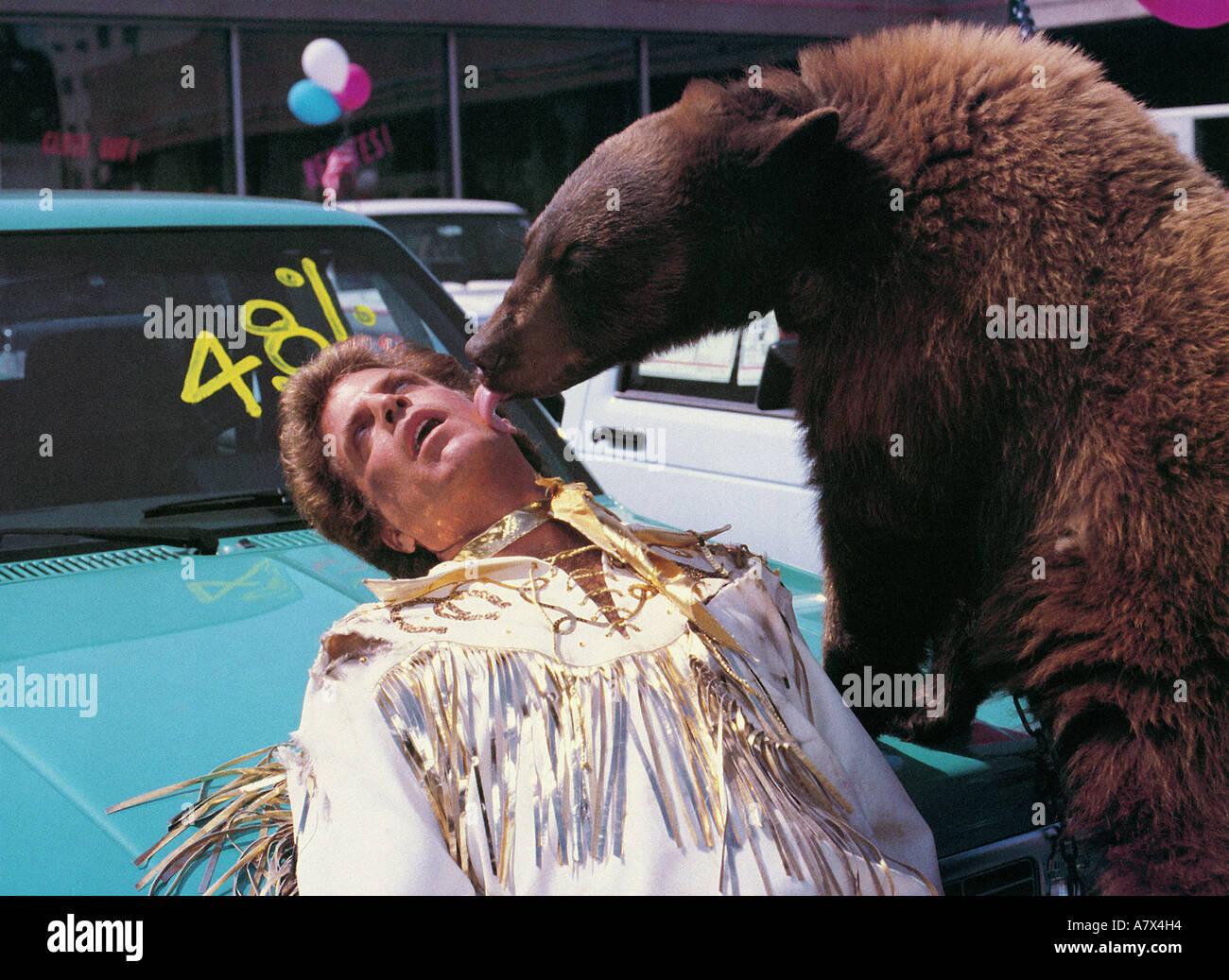MADE IN AMERICA 1993 Warner Bros film con Ted Danson Immagini Stock