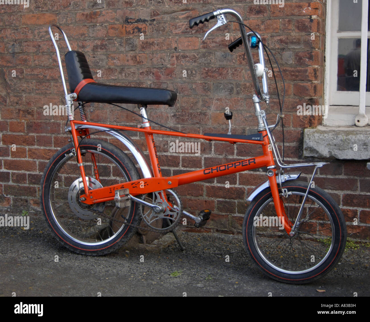 Chopper Bike Immagini Chopper Bike Fotos Stock Alamy