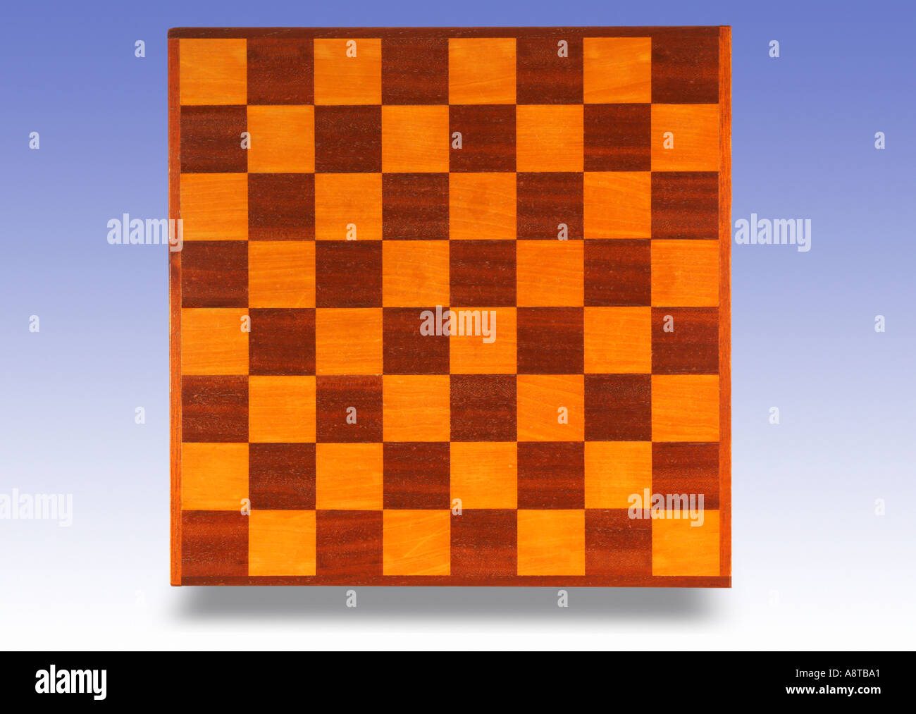 Scacchiera scacchiera Immagini Stock
