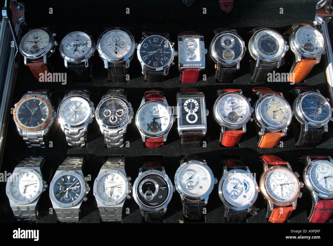 Orologi Designer Del Tempo fake designer contraffazione di orologio da polso orologio
