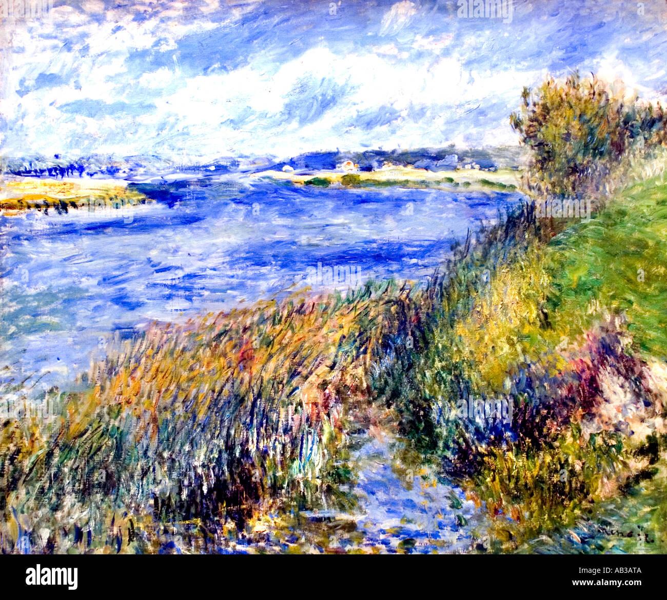 Art Painting Pierre Auguste Renoir Immagini & Art Painting Pierre ...